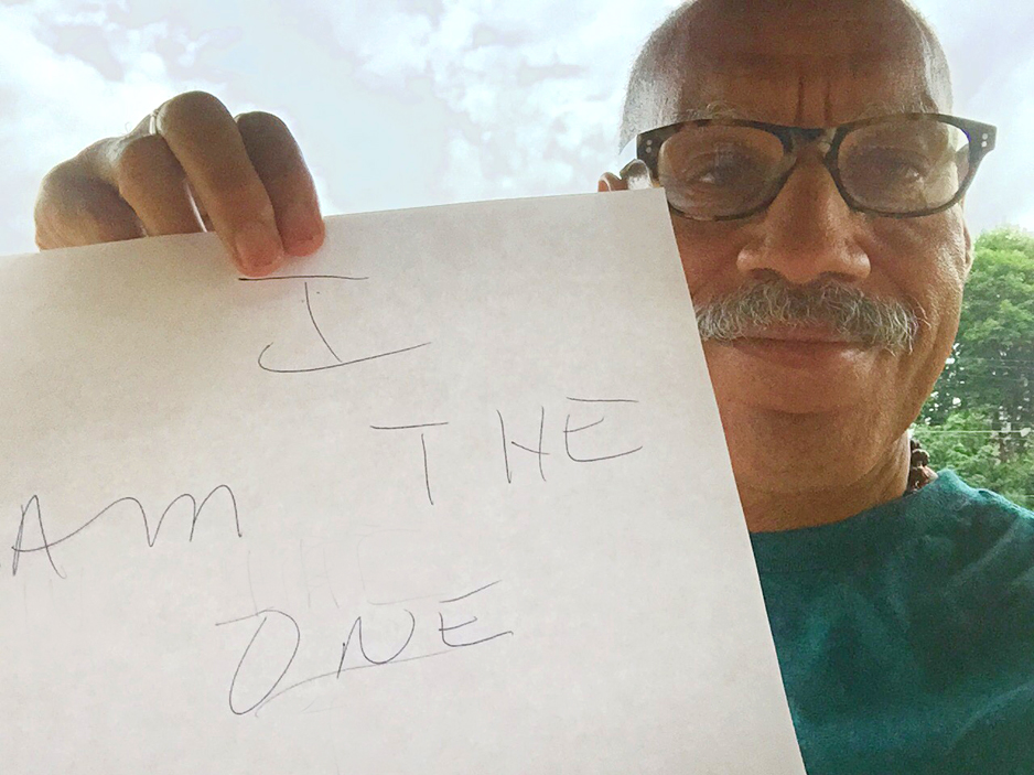 I Am the One:  Raymond Holman, Photojournalist